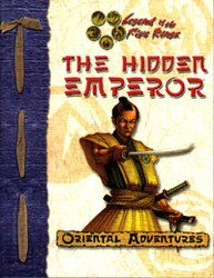 Read Online Hidden Emperor, The (Legend of the Five Rings) PDF