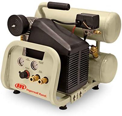 Twin-Stack P1IU-A9 2 HP 4 Gallon Portable Air Compressor / Twin-Stack P1IU-A9 2 HP 4 Gallon Portable Air Compressor