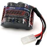 Venom 6v 5000mAh 5-Cell Hump Receiver NiMH Battery for HPI Baja