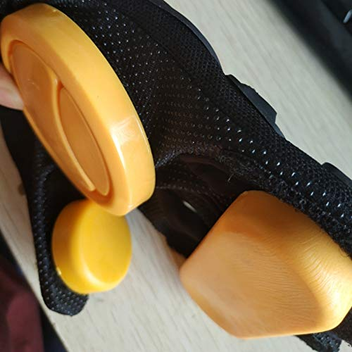 Sothat Skateboard Gloves Downhill Slide Gloves Fire Stone Flint Sparks Longboard Gloves Protective Gear//Pad Downhill Slide Gloves