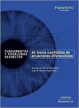 Book Fundamentos y problemas resueltos de Teoría cualitativa de ecuaciones diferenciales