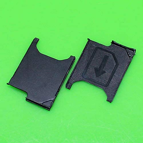 Generic ChengHaoRan 1 Piece Replacement sim Card Socket Connector for Sony Z2 L50 Tray Slot Reader Holder Module.KA-215