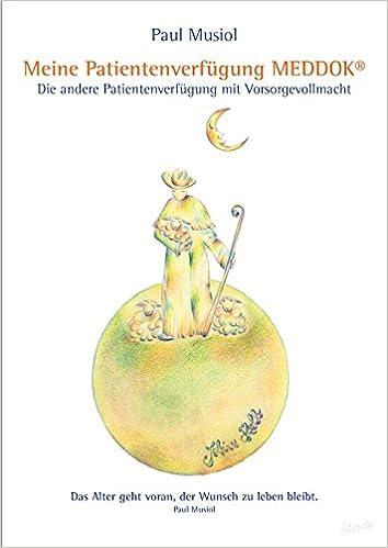 Book Meine Patientenverfügung MEDDOK®