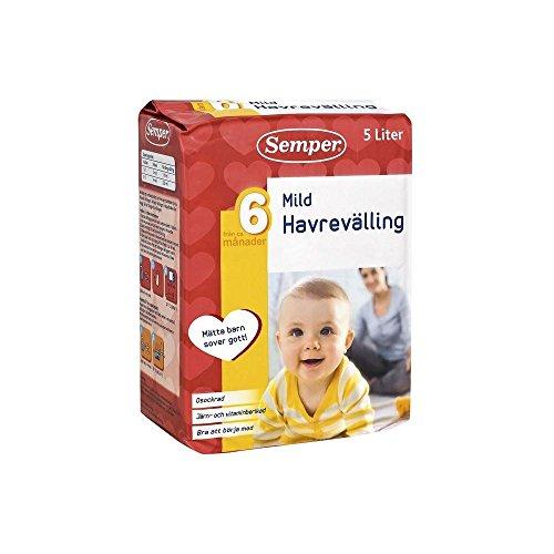 Semper Havre Valling Mild Oat Baby Cereal Drink 6mth+ (725g)