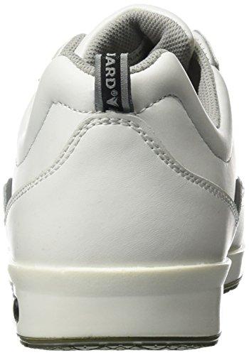 Maxguard Unisex-Erwachsene Danel D036 Sicherheitsschuhe Weiß (Weiß)