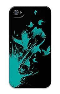 Abstract Painting Record Breaker Durable 3D Case for iphone 6 plus 5.5