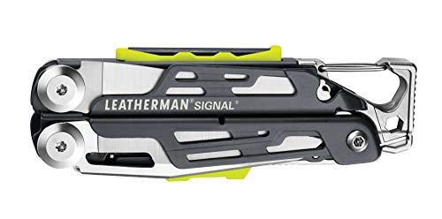 Leatherman - Signal, Grey/Yellow by LEATHERMAN (Image #1)