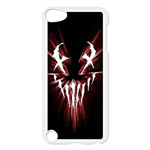 iPod Touch 5 Case White Carnage Custom KHJSDFUJF2058