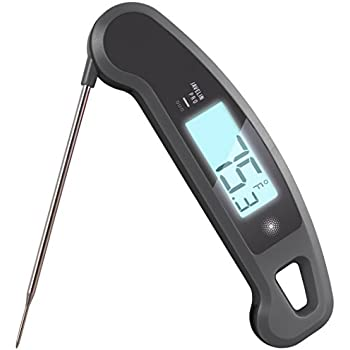 Amazon.com: Luxe Grill Digital Meat Thermometer - Cooking