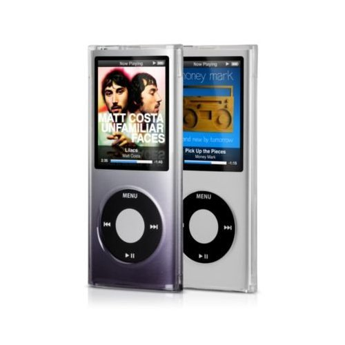 Griffin iClear Shade + Sketch Combo Cases for iPod nano (4th Gen.) ()