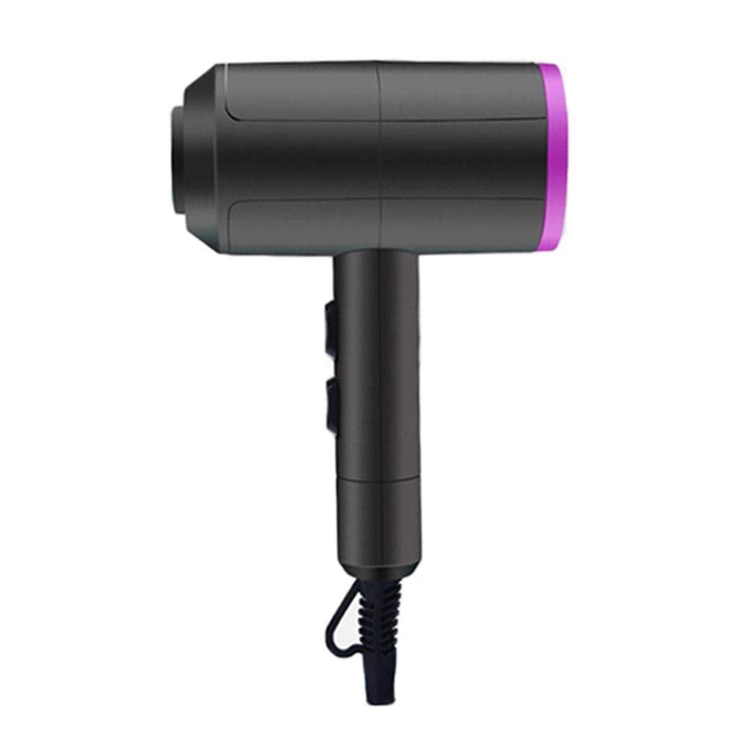 Kaimu Thermostatic High Power Hair Salon Home Negative Ion Hot Cold Wind Mute Hair Dryer Hair Dryers