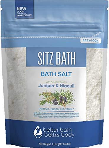 Sitz Bath Soak 32
