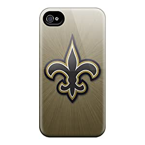 Iphone 6plus JTN20245cJeC Unique Design HD New Orleans Saints Image Excellent Hard Phone Cases -LauraAdamicska
