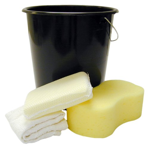 Detailer's Choice 9-45 Wash & Dry Bucket Kit – 1-Each