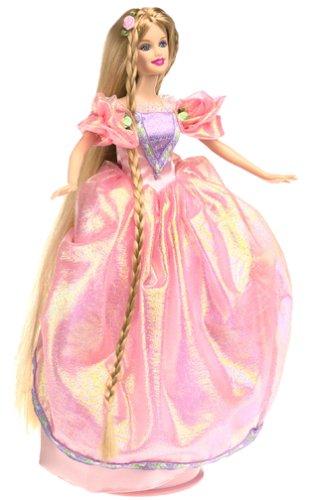 Mattel Barbie As Rapunzel Collector Edition Amazonde Spielzeug