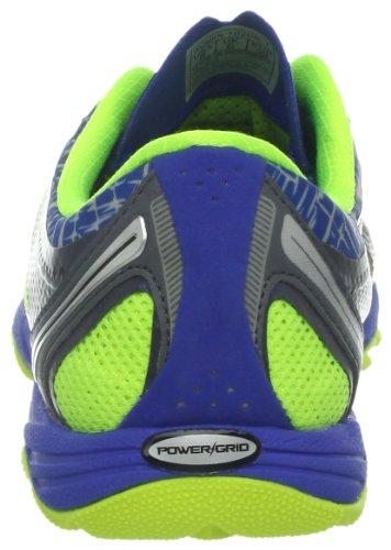 Saucony Womens Kinvara Tr2 Trail Running Scarpa Grigio / Blu / Cedro