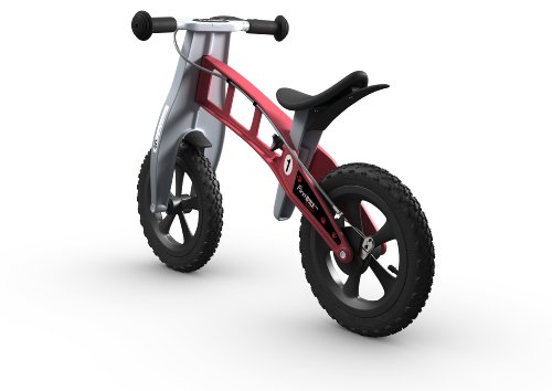 FirstBIKE Cross Bike with Brake, Red Special Price