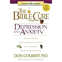 Bible Cure for Depression and Anxiety AUD