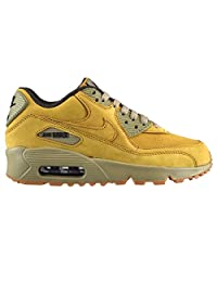Nike Youth Air Max 90 Winter Leather Trainers