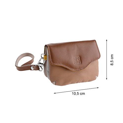 One DuDu Women's Bag Brown Women's brown Shoulder DuDu Size W4pwgZpq6