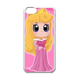 Sleeping Beauty iPhone 5c Cell Phone Case White xlb-171852