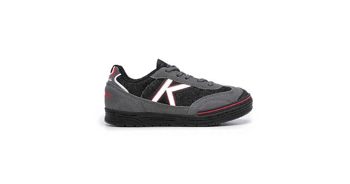 KELME Trueno Kids Zapatillas de f/útbol Sala para Ni/ños