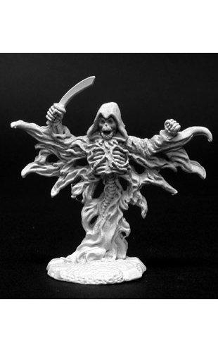 Reaper Miniatures Ghost Warrior 02125 Dark Heaven Legends Unpainted Metal Figure