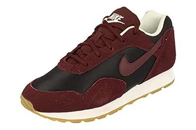 Nike Womens Outburst Running Trainers AO1069 Sneakers Shoes (UK 4 US 6.5 EU 37.5, Black Burgundy 004) 004