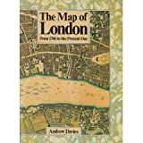 The Map of London, Andrew Davies, 0713454040