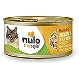 Nulo Grain Free Canned Wet Cat Food (Chicken & Duck, 3 oz, Case 24)