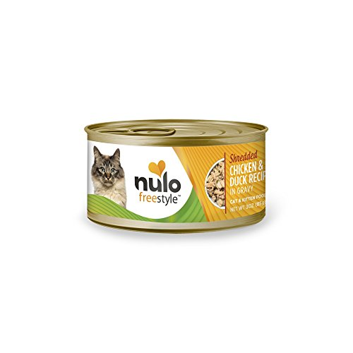 Nulo Grain Free Canned Wet Cat Food (Chicken & Duck, 3 oz, Case of 24)