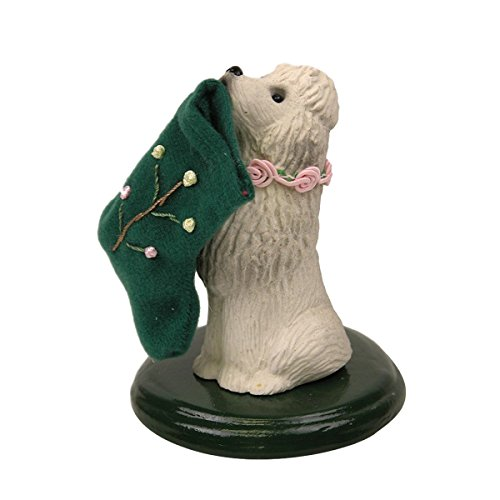 Byers' Choice Poodle Dog #614I by The Carolers