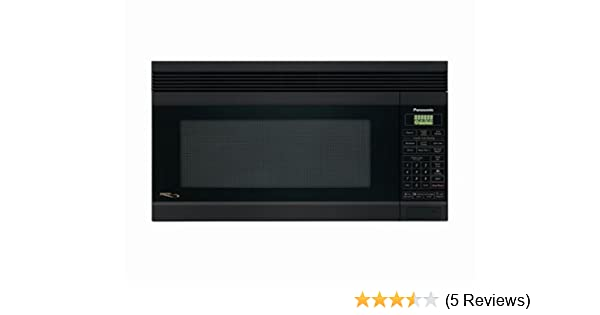 Amazon.com: Panasonic NN-S254BF 1200-Watt 2.0 Cubic Foot Microwave: Countertop Microwave Ovens: Kitchen & Dining