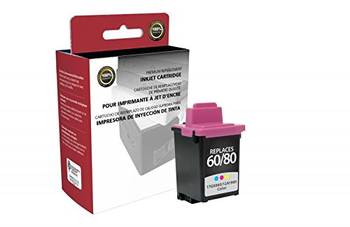 Remanufactured Color Ink Cartridge for Lexmark - Tri Ink 17 Colour