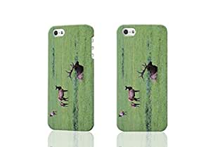 On Guard 3D Durable Hard Unique Case For iPhone 4 4S
