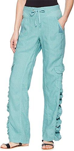 XCVI Women's Monte Carlo Linen Pants Marine X-Small 32