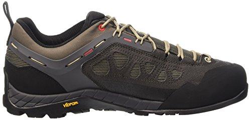 SALEWA Ms Firetail 3 - Zapatillas de senderismo para hombre Negro (Black Olive / Papavero 0939)