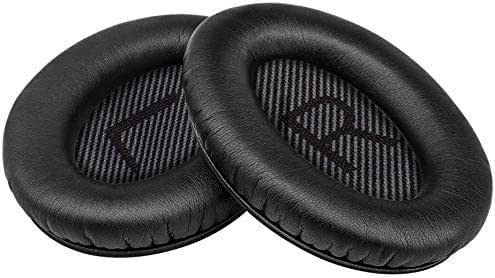 Baeskii Ear Pad Replacement Soft Memory Foam Replacement Cushion Padsfor Bose for QC2 QC15 QC25 QC35 AE 2 2i 2w