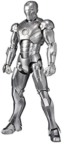 Bandai Tamashii Nations S.H. Figuarts Iron Man Mk Ii & Hall Of Armor Set Action Figure