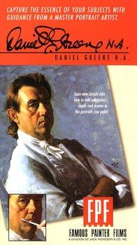 Daniel Greene Portrait Painting Video: - Painting Bernard