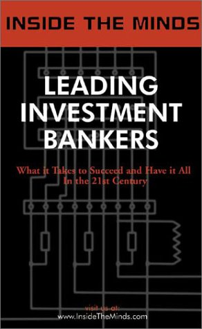 leading-investment-bankers-heads-of-ibanking-from-merrill-lynch-deutsche-bank-salomon-smith-barney-m