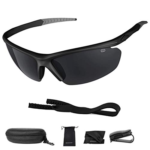 Polarized Uv400 Sport Sunglasses