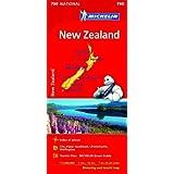 New Zealand Map 2017