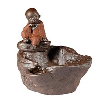 lachineuse fontaine a eau bonze zen ambiance dco asiatique - Fontaine A Eau Zen