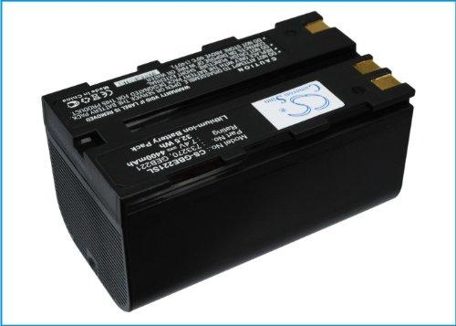 Cameron Sino 4400 mAh Li-ion High-Capacity Replacement Batteries for GEOMAX ZT80+, Stonex R6, Leica ATX1200, GRX1200, Piper 100, Piper 200, fits GEOMAX ZBA200, ZBA400, Leica 724117 by Cameron Sino (Image #2)