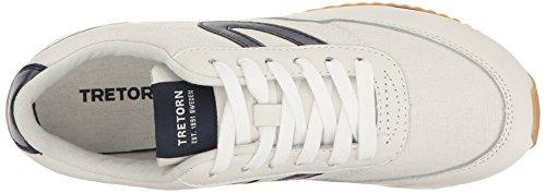 Tretorn Kvinners Avon2 Sneaker Vintage Hvit / Vintage Hvit / Natt