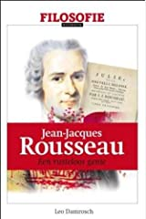 Jean-Jacques Rousseau: een rusteloos genie (Dutch Edition) Hardcover