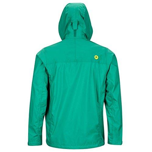 Marmot PreCip Jacket - Men's (Shady Glade, Large) (Express Clothing For Men Jacket)