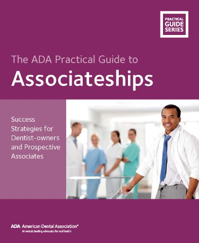 ADA Practical Guide Associateships Dentist owners ebook product image