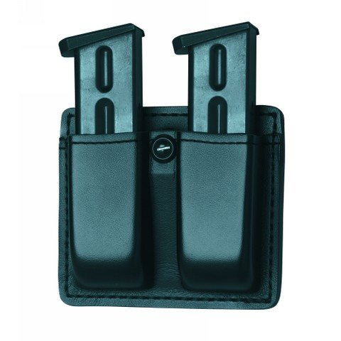 Gould & Goodrich K617-3 Double Magazine Pouch (Black) for sale  Delivered anywhere in USA